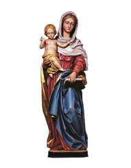 Our Lady with Child Statue 4