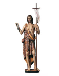 St John the Baptist Statue