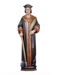 St Thomas More Statue 48""