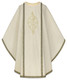 Chasuble with Chi-Rho Design