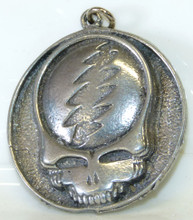 Dead Head Pendant or Pin