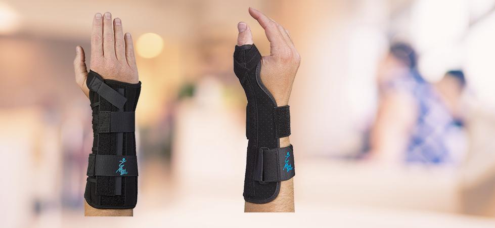 Wrist and Thumb Braces