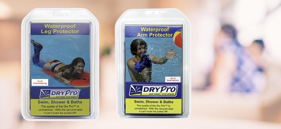 Waterproof Cast Protectors