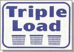 """Vend-Rite #L643:  """"Triple Load"""""""