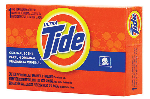 Tide Powder Laundry Detergent Coin Vend Laundrysupplies