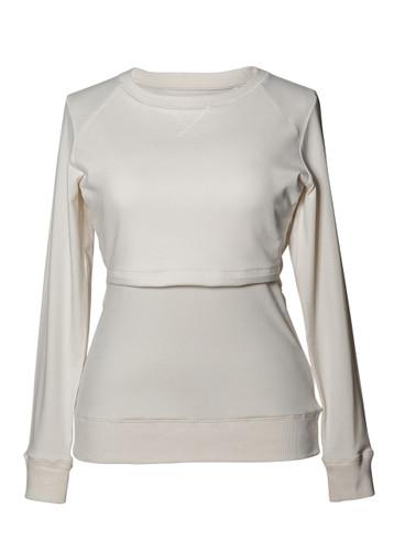 B.Warmer Sweatshirt (tofu)