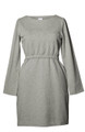 Niki Dress (grey melange)