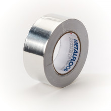 "Aluminium Foil Tape - Class ""0"" 45 Lm x 50 mm x 30 mu - used for sealing cut-panel edges"