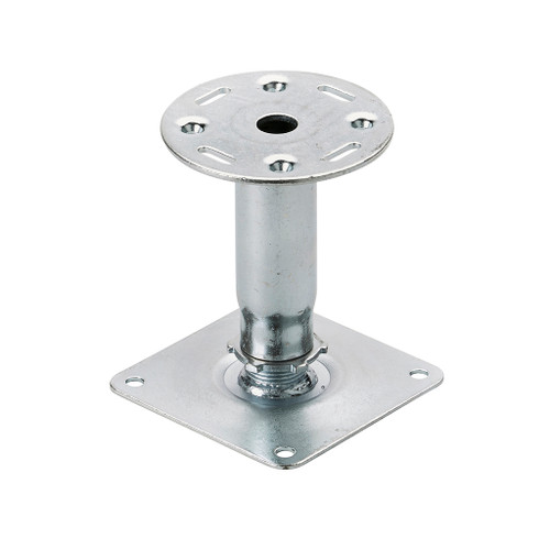 Metalfloor MFH.008 - 110 mm - 185 mm - Metalfloor PSA Steel Adjustable Pedestal Support