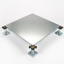 Metalfloor MFP.007 - 600 mm x 600 mm x 31 mm - PSA Heavy Grade Steel Encapsulated Access Floor Panel