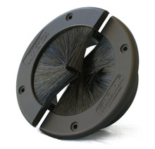 "KoldLok 4"" Circular Integral Brush Seal Cable Entry / Grommet 46-40001"
