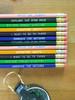 The Traveler Pencil 12 Pack. Super fun gift idea!