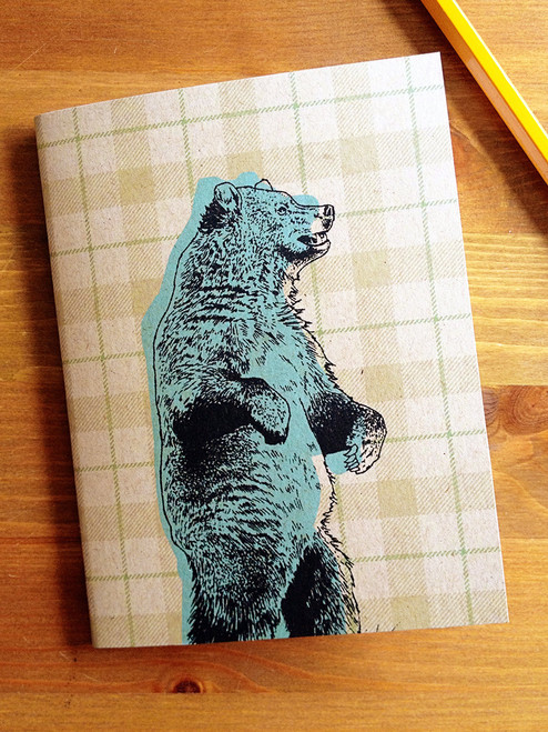 Bear Pocket Notebook