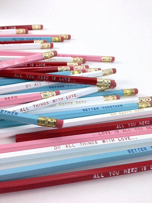 It's a Love Pencil 12 Pack