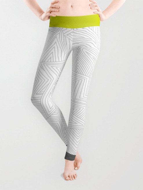 Practice Makes Awesome Womens Unique Leggings