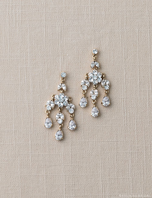 Bel aire bridal ea216 rhinestone chandelier earrings for Bel aire bridal jewelry