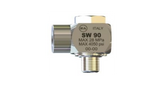 Stainless Steel SW90 - 90° Live Swivel 250 BAR