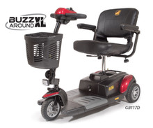 Golden Buzzaround XL 3 Wheel - GB117D