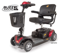 Golden Buzzaround XL 4 Wheel - GB147D