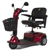Golden Companion 3 Wheel Midsize GC240 - Red