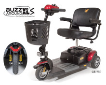 Golden Buzzaround XL-S 3-Wheel - GB117S
