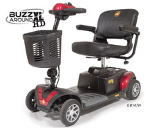 Golden Buzzaround XL-HD 4-Wheel - GB147H