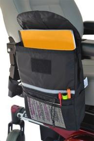 Diestco Large Storage Saddle Bag - B2125