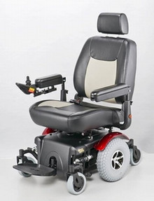 "Merits P327 Vision Super w/ 10"" Motorized Seat Lift"