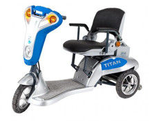 Tzora Titan Hummer XL Scooter - 3-Wheel