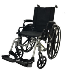 Merits Converter Manual Wheelchair / Transport Chair