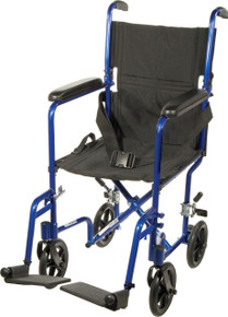 Drive Aluminum Transport Chair - ATC19