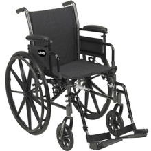 Drive Cruiser III Manual Wheelchair - K320DDA-SF