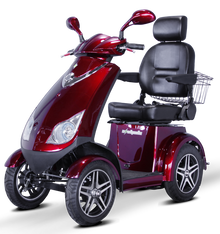 eWheels EW-72 Electric Scooter - Red