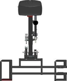 Harmar AL0154 4-Wheel Micro Scooter Lift