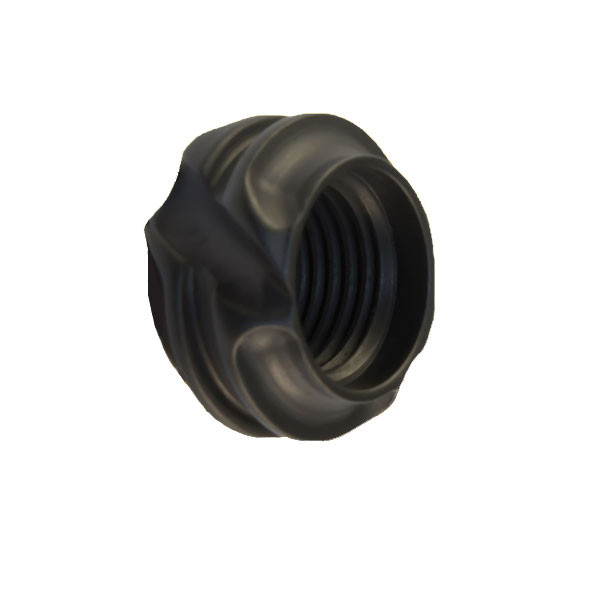 Speciality Archery 1/4in Large Peep Housing 37 Degree Black