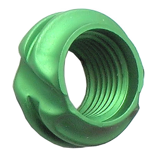 Speciality Archery Ultra Lite Peep Housing 45 Degree Green