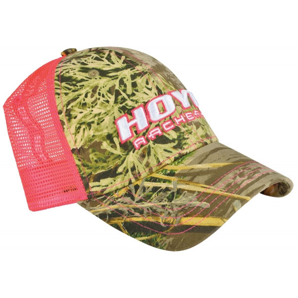 Hoyt Ladies Pink Mesh Max-1 Cap