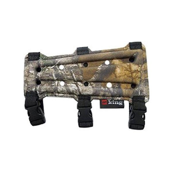 PSE Arm Guard 7in 3 strap Camo