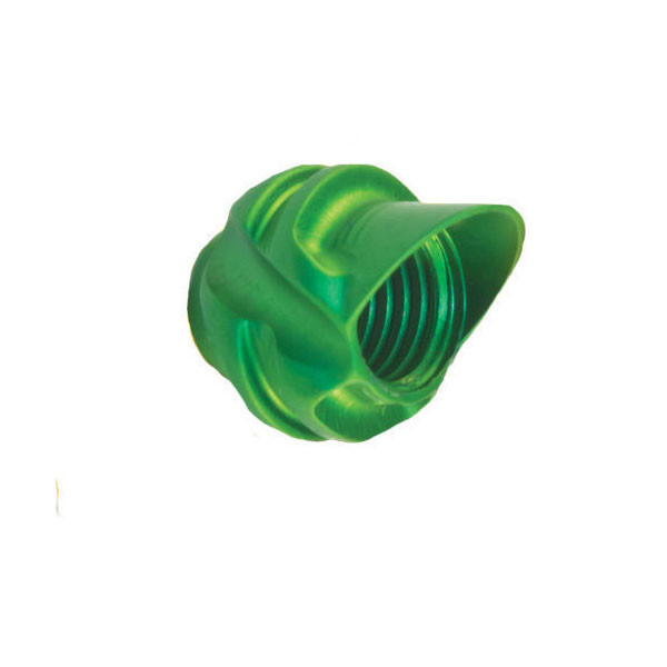 Speciality Archery Pro Series 45 Degree Hooded Peep Green