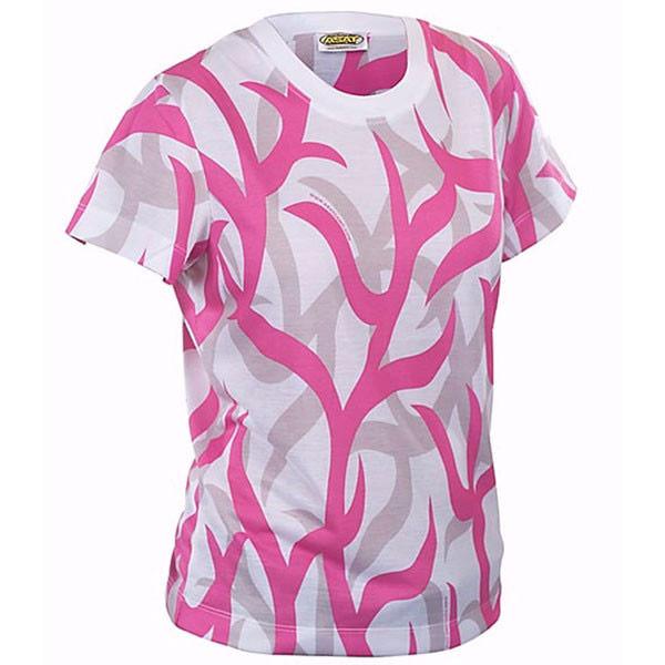 ASAT T-Shirt Short Sleeve Pink 16-18 XL