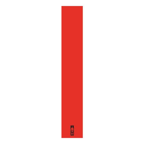 Bohning Neon Red Arrow Wrap 12pk Standard