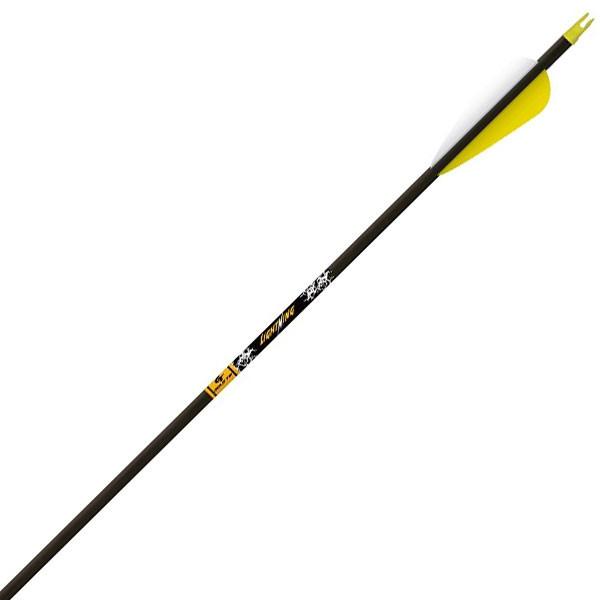 Gold Tip Lightning - 28in - 2.5in Vanes - 3PK
