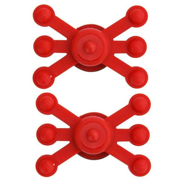 BowJax MonsterJax Dampener (Solid Limb) Red