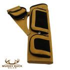 Muddy Buck Gear 2 Tone Suede Hip Quiver Black /Tan
