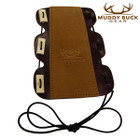 Muddy Buck Gear 3 Tab Adjustable Leather Arm Guard