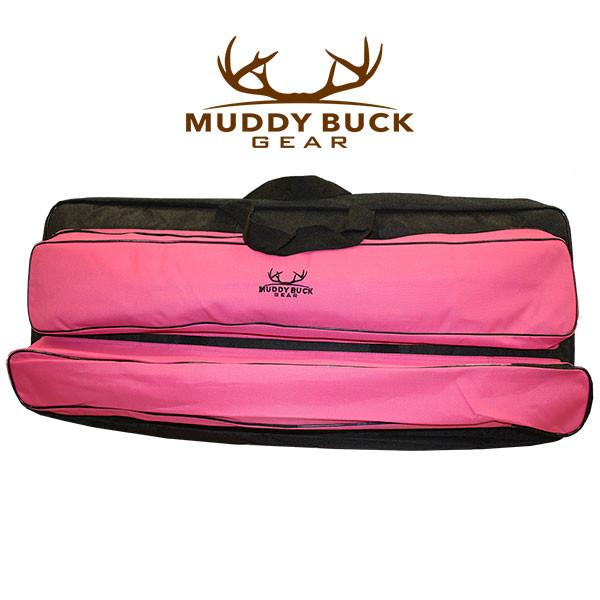 Muddy Buck Gear Recurve Back Pack Blk/Hot Pink