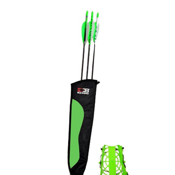 Bohning Evervale Archery Set Neon Green