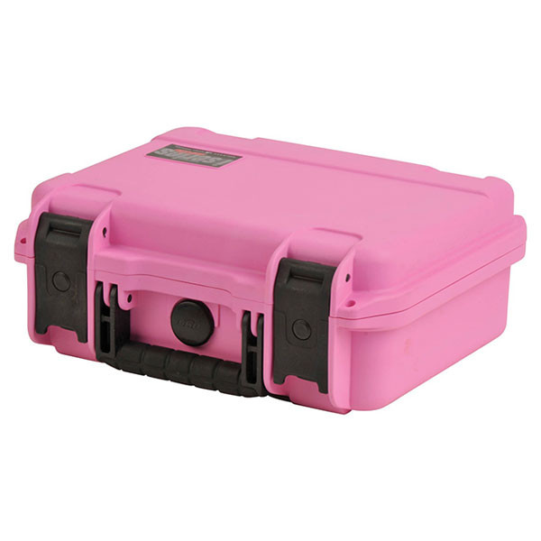 SKB iSeries Pistol Case Customizable Foam Pink