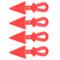 Outdoor Prostaff red arrow string bling 4 Pk