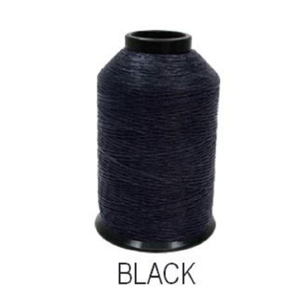 BCY Size 24 D Loop Rope- 100 ft Black Spool